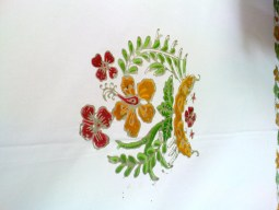 Another example of printed Batik