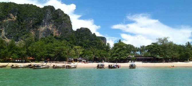 Day 3 – Railay Beach and The Village Resort