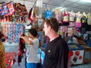shop entrance to Phang Nga Bay