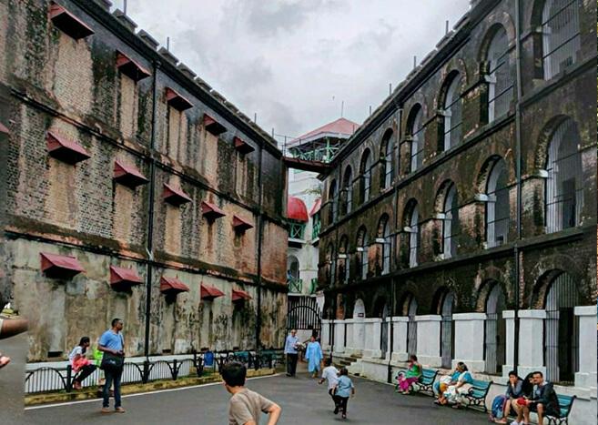 Andaman Destination Cellular jail