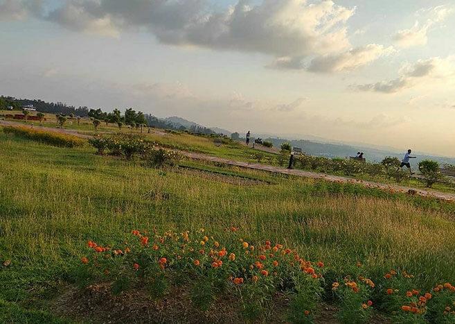 Andaman Destination Joggers Park