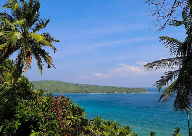 Andaman Destination Mount Harriet National Park