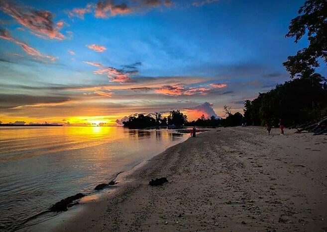 Andaman Destination Wandoor Beach