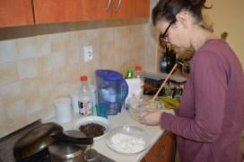 Preparazione della babka