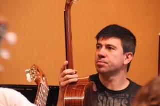 III Encuentro Guitarra Suzuki - Desde Italia también nos acompañaron