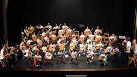 III Encuentro Guitarra Suzuki - Escuelas de todo el país, tocando todos juntos
