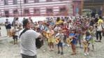 Ensayo de la Marching Band