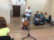 Concierto de participantes de una alumna de Andantino