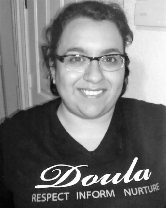 Ruth Castillo doula shirt   Ruth Castillo Salty Mama Doula San Antonio Texas