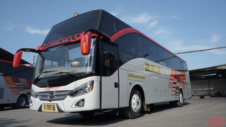 Bus AC ekonomi