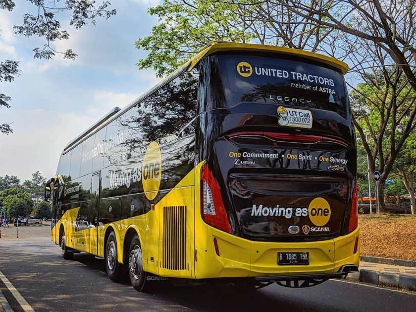 Sewa Bus Mudik untuk Karyawan Perusahaan Murah di Jakarta