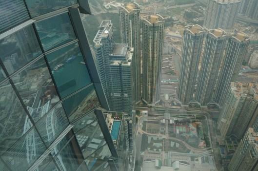 Skats no 100 stāva