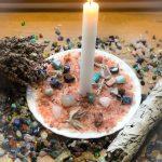 Soľ - rituálna očista ľudí aj priestoru