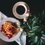 Bezlepkové wafle
