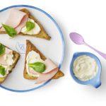 Francúzsky toast naslano - raňajkový recept