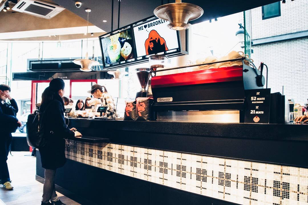 GORILLA COFFEE 渋谷