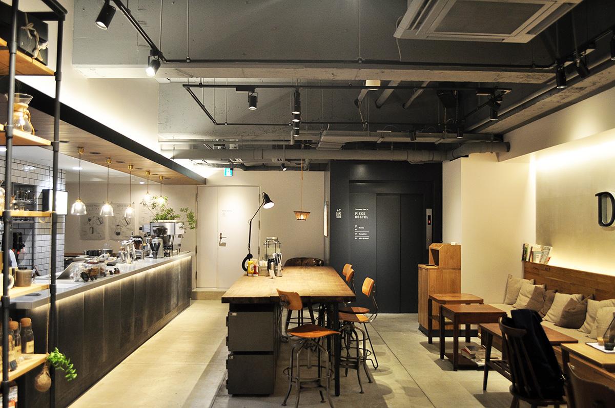 京都で美味しいコーヒーが飲めるホテル3選 Drip & Drop Coffee Supply(ドリップアンドドロップコーヒーサプライ)