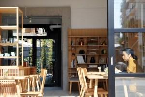 茶筒の老舗・開化堂が手がけるカフェ kaikado cafe(開花堂カフェ)