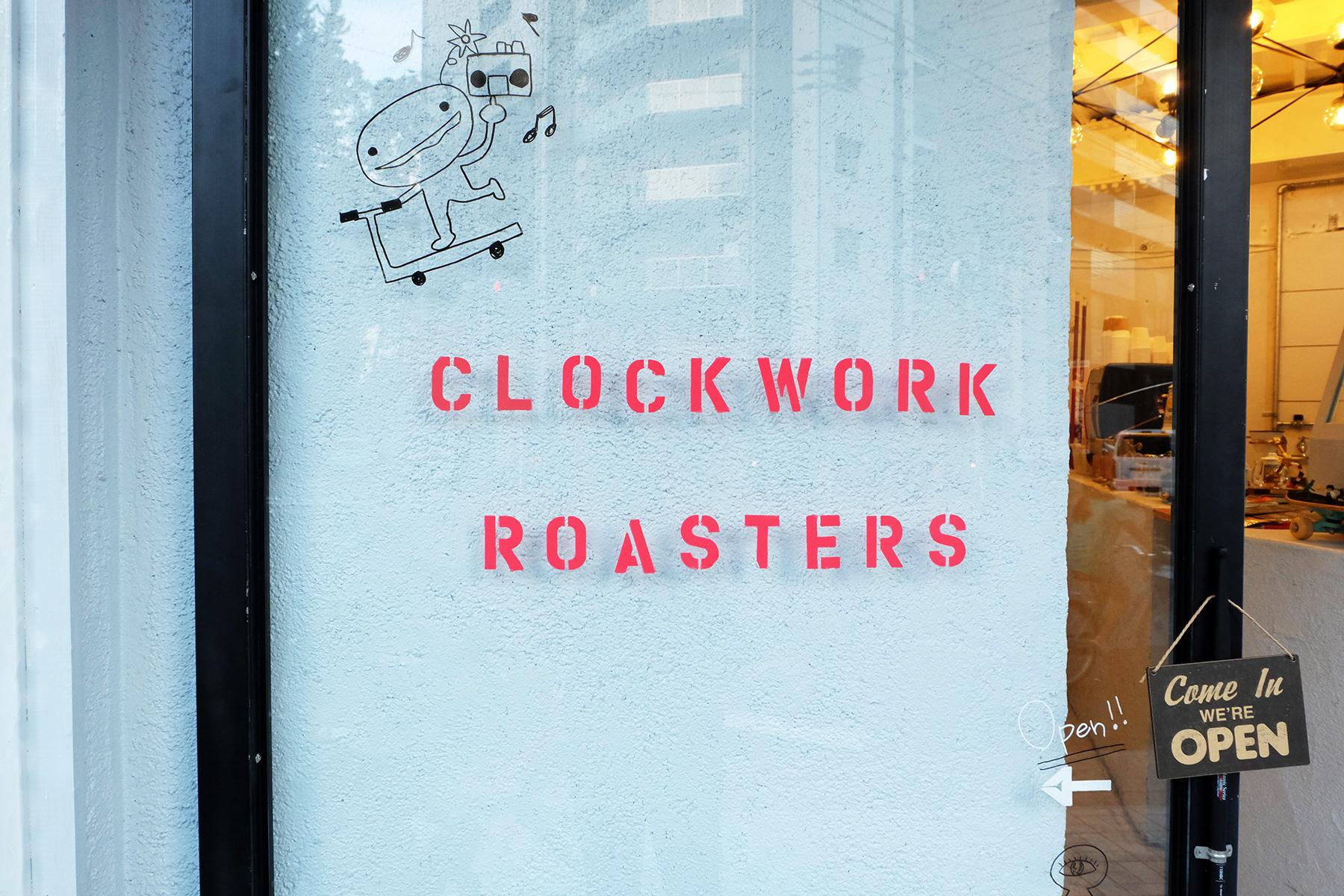 CLOCKWORK ROASTERS クロックワーク ロースターズ
