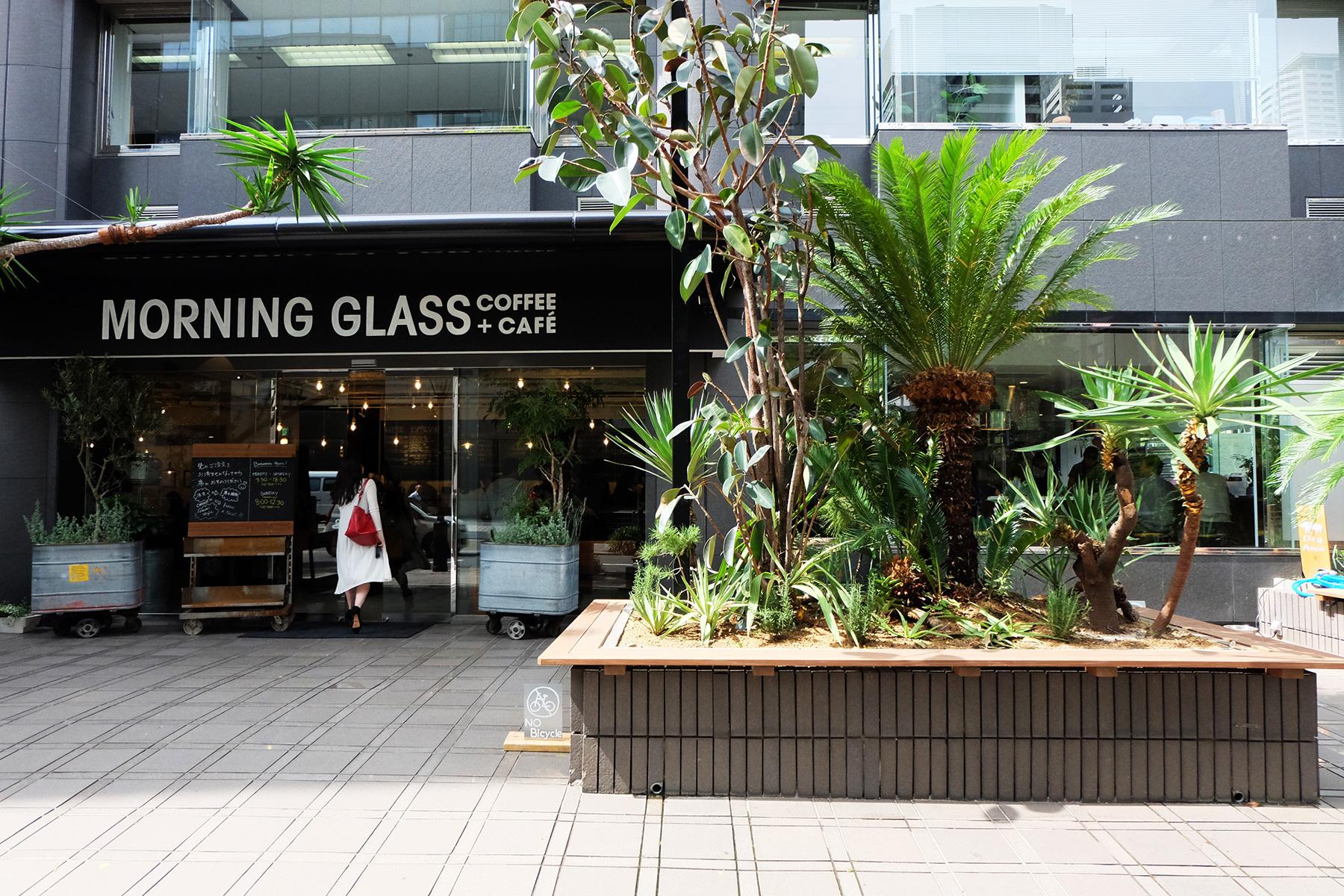 MORNING GLASS COFFEE + CAFE(モーニンググラスコーヒープラスカフェ) - ハワイの風を感じに日本初出店のカフェへ