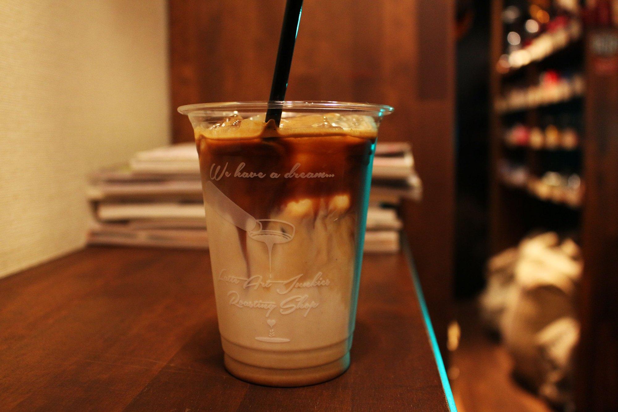 【京都】何度でも行きたいカフェ&コーヒースタンド Latteart Junkies Roastingshop (ラテアートジャンキーズ ロースティングショップ)