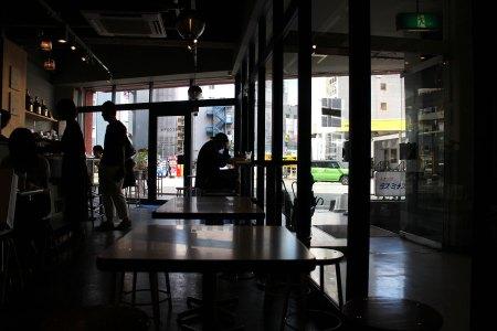 REC COFFEE 薬院駅前店