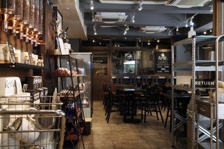 Roasted COFFEE LABORATORY 渋谷神南店