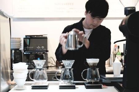 EMBANKMENT Coffee 大阪・北浜