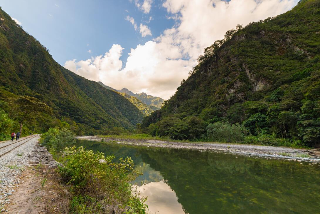 Río en Urubamba