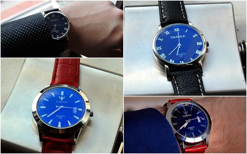 Zegarki Yazole. Czy tanie chińskie zegarki są coś warte?