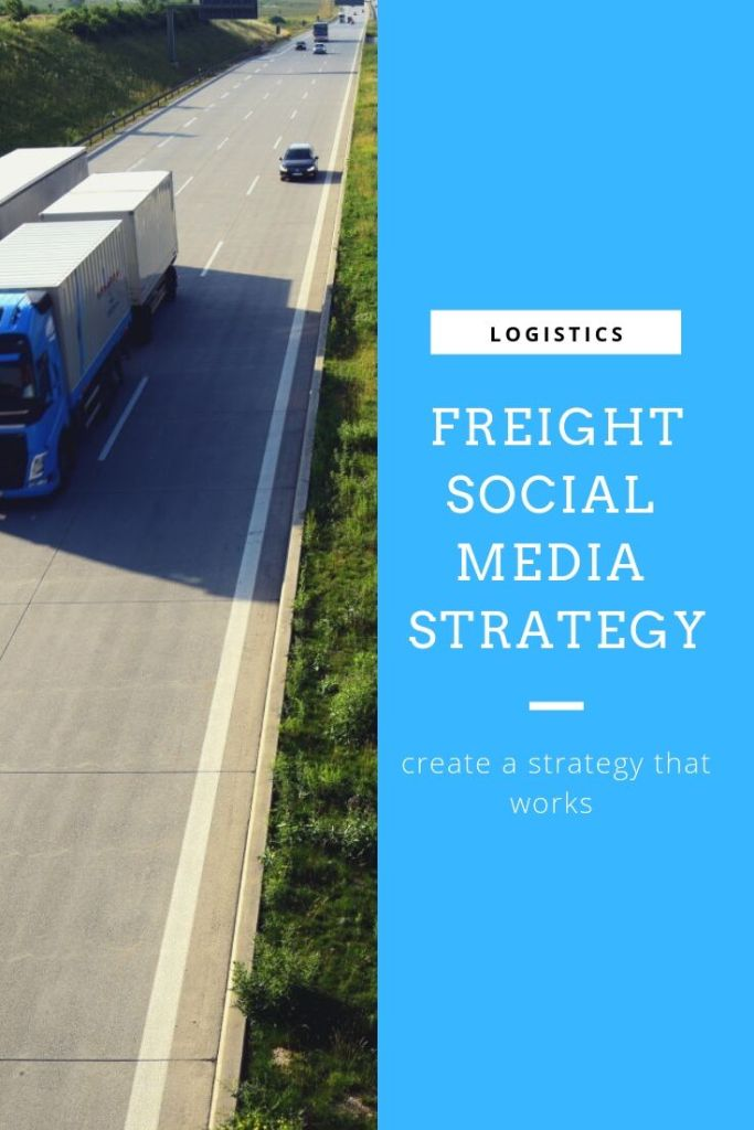 Get help with your content marketing. #freightblog #contentwriter #freelancewriter #logisticsblogging #logistics #freight #socialmedia