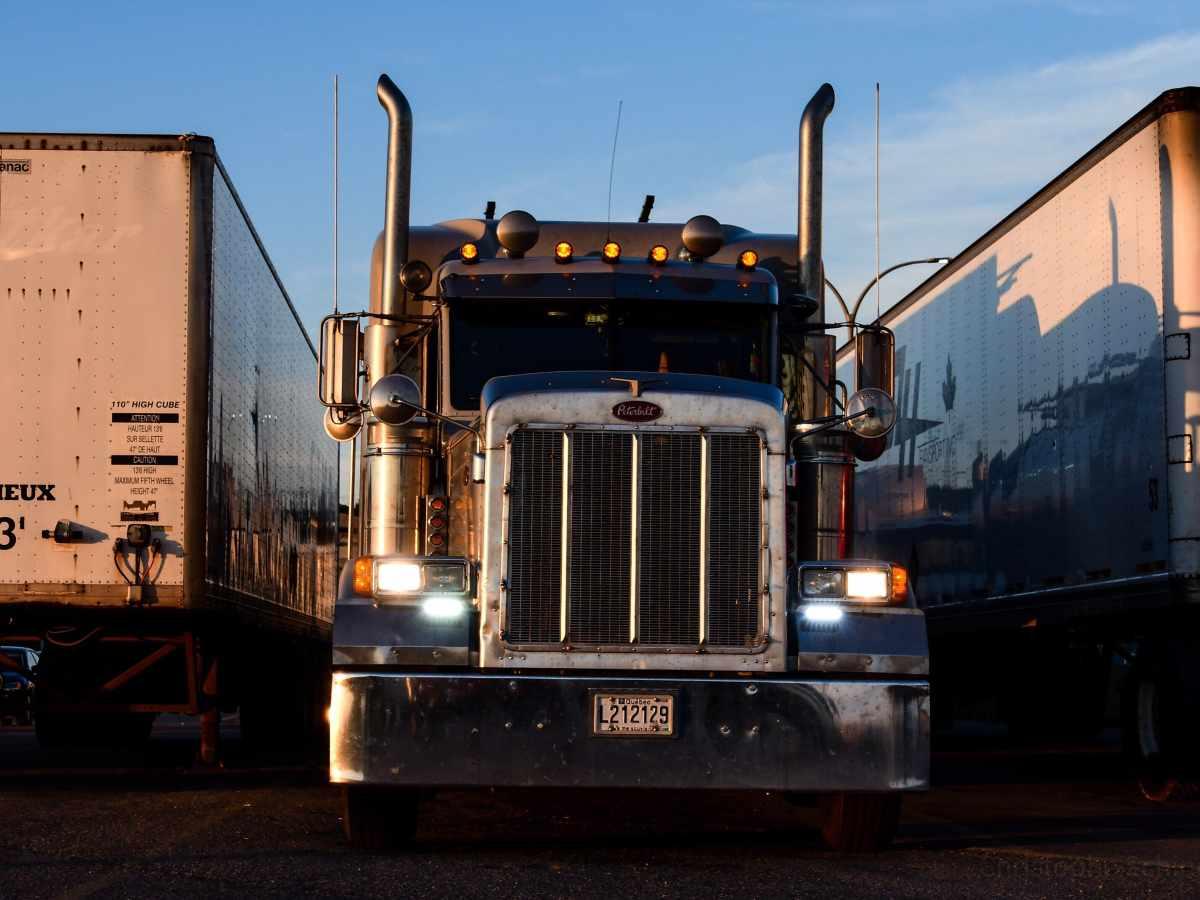 Freight Blogging