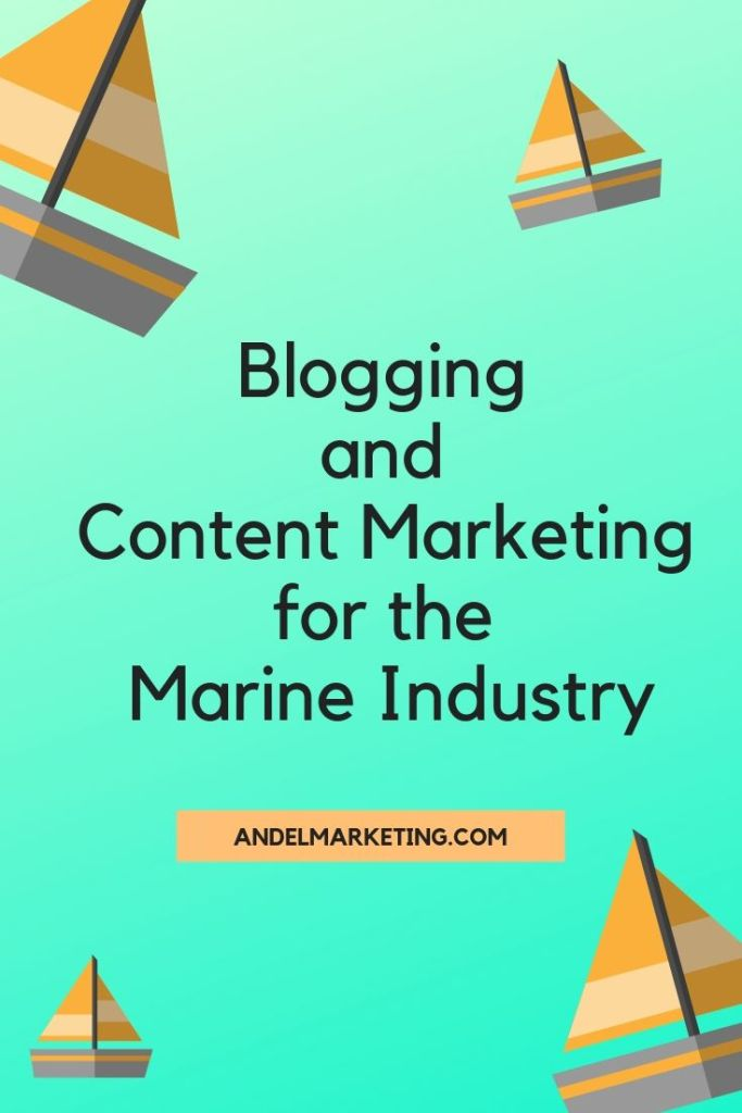 Content marketing for boating and yacht companies. #Blogging #boating #contentmarketing #marine #boats #yacht #SEO