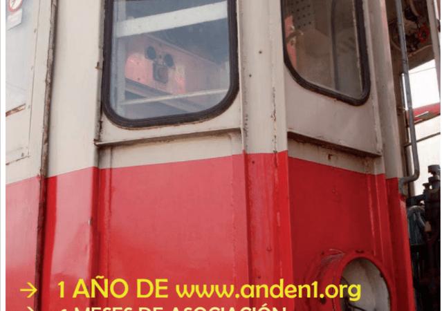 Andeneros 1 - Mayo de 2007