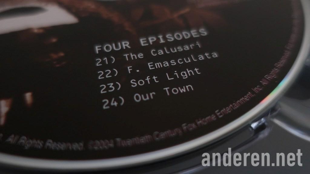 F.Emasculata, The X-Files Season 2, 2X22, Projekt Anderen