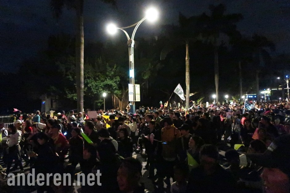 Election eve rally, 選前之夜造勢晚會, 蔡英文, Tsai Ing-wen, 2020年台灣總統選舉, 2020 Taiwan presidential election, 台灣, 台北, Taiwan, Taipei, Projekt Anderen