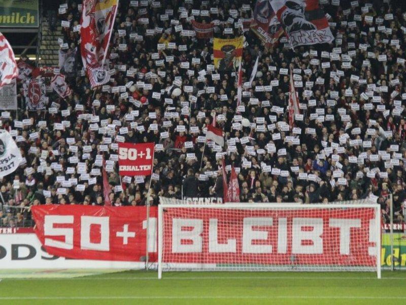 50plus1, 50+1, 50+1制度, 50+1政策, 德甲50+1, 德國足球聯賽, 德國足球聯盟, Bundesliga 50+1,
