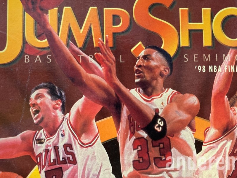 Scottie Pippen, Chicago Bulls, 柏賓, 芝加哥公牛, 皮朋, 皮蓬, Jump Shoot, Projekt Anderen,
