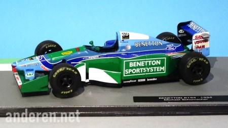 Benetton B194 Ford, Michael Schumacher, Projekt Anderen