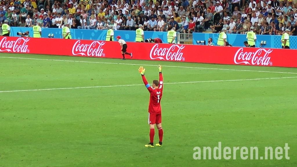 Manuel Neuer, Die Mannschaft, 紐亞, 德國隊, Projekt Anderen,