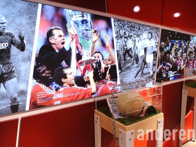 FC Bayern Erlebniswelt in München, 拜仁慕尼黑, Projekt Anderen