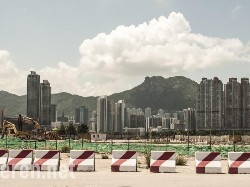 Projekt Anderen, 是笨Sieben,九龍啟德,Kai Tak, Kowloon, Hong Kong,市區發展, urban development,