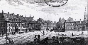 2. Der Alexanderplatz um 1796