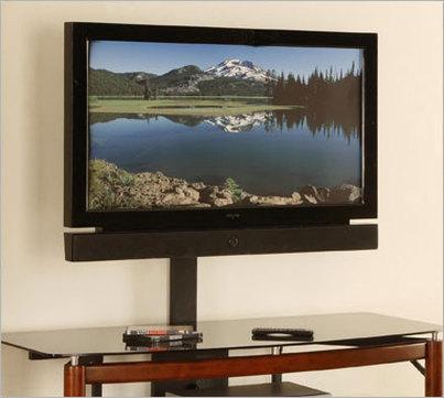 build corner tv stand