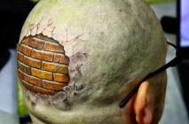 brick head