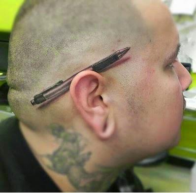 ear pen