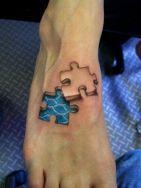 Jigsaw Foot
