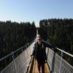 Hier steht ein Bild mit dem Foto: (Fast) alle haben ihre Höhenangst überwunden (Foto: Hans-Joachim Schneider)
