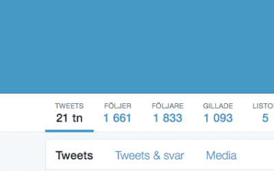 Så hittar du Twitter-konton att följa