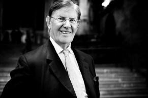Conservative MP William (Bill) Cash